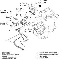 Mitsubishi 380 Stereo Wiring Diagram 1995 Honda Civic Headlight Repair Guides Charging System Alternator Autozone Com Click Image To See An Enlarged View