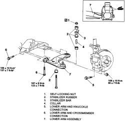 2004 Mitsubishi Outlander Rear Suspension Diagram