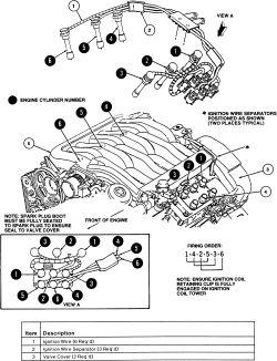 1998 Dodge/Ram Truck RAM 1500 1/2 ton 4WD 5.9L FI OHV 8cyl