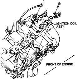 1999 Nissan Maxima Spark Plug Location, 1999, Free Engine