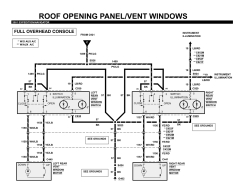 Wiring Harness For A 2005 Lincoln Navigator Wiring Diagram