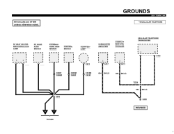 Fuse Box Diagram For 1999 Ford Crown Victoria Fuse Box