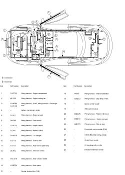 Dodge Pickup Air Conditioner Schematic Diagram, Dodge, Get