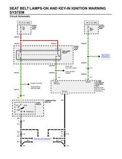 2000 F250 Fuse Box Diagram Repair Guides Seat Belt Warning System 2004 Seat