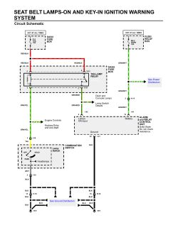 ford f150 trailer wiring diagram 2010 mini cooper fuse | repair guides seat belt warning system (2004) autozone.com
