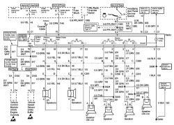 2000 gmc yukon denali radio wiring diagram 1998 jeep cherokee | repair guides entertainment systems (1999) radio/audio system schematics base autozone.com