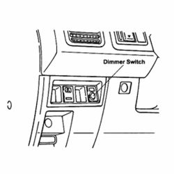 1998 Honda Civic Wire Harness Diagram Dome Light : 48
