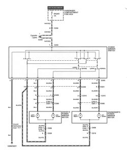 heating wiring diagrams y plan fender fat strat diagram repair guides power door mirror troubleshooting click image to see an enlarged view