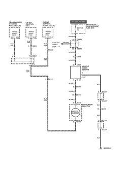 | Repair Guides | Vehicle Speed Sensor (2000) | Vehicle
