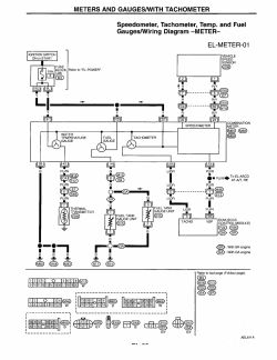 car ignition switch wiring diagram iphone 4 internal parts | repair guides electrical system (1997) meters and gauges/with tachometer autozone.com