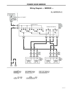 2001 Nissan Maxima Engine Wiring Diagram ~ Wiring Diagram