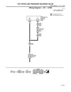 2006 Camry Wiring Diagram Repair Guides Automatic Transaxle 2001 Dtc P0745