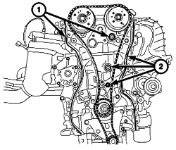 HowToRepairGuide.com: How to replace Timing Chain on 2007