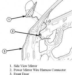 Pt Cruiser Window Switch Wiring PT Cruiser Window Motor