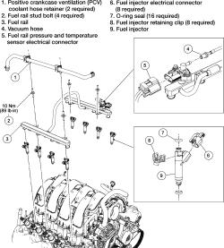 2000 Dodge/Ram Truck Grand Caravan AWD 3.8L MFI OHV 6cyl