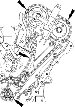 Solved: How to replace Timing Chain & Sprockets on Ford