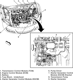 lexus 02 sensor location diagram 2008 smart car radio wiring repair guides component locations autozone com click image to see an enlarged view