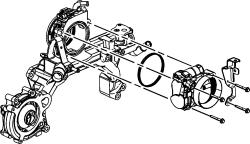 89 Jeep Wrangler Throttle Body 1989 Jeep Wrangler Throttle