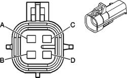 Heated Oxygen Sensor Heater Circuit Oil Pan Heater Wiring