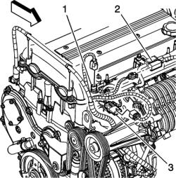 Radio Wiring Diagram Repair Guides Component Locations Intake Air