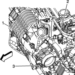| Repair Guides | Component Locations | Manifold Absolute Pressure Sensor | AutoZone