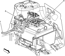 The Powertrain Control Module Pcm Is Located In The Engine
