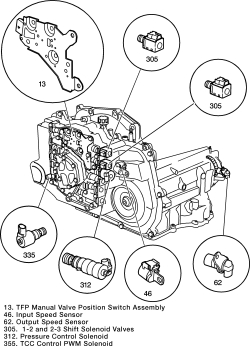 Kia Rio 2005 Knock Sensor Location, Kia, Free Engine Image