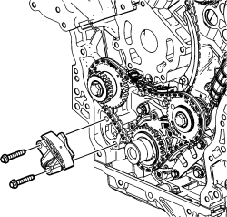 Service manual [2012 Buick Lacrosse Timing Chain