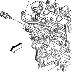 2007 Jeep Wrangler Parts Diagram Poulan Lawn Mower   Repair Guides Component Locations Coolant Temperature Sensor Autozone.com