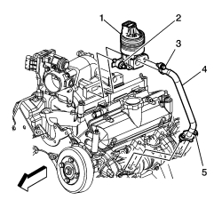 2006 Chevy Duramax Engine Component Diagram Repair Guides Component Locations Egr Valve Position