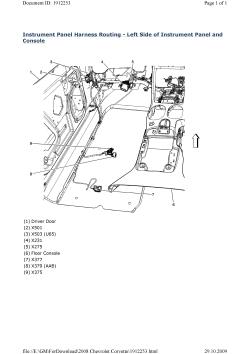 Ls7 Engine Wiring LS8 Engine Wiring Diagram ~ Odicis