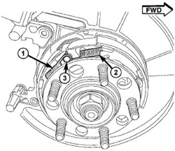 Service manual [2007 Jeep Compass Front Brake Rotor