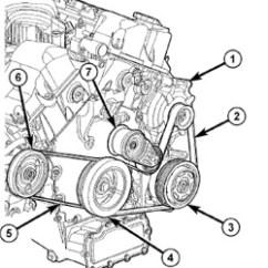 2008 Dodge Avenger Belt Diagram 2006 Mazda 6 Bose Subwoofer Wiring | Repair Guides Engine Mechanical Components Accessory Drive Belts Autozone.com