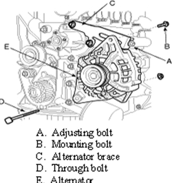 2006 Hyundai Tucson Serpentine Belt Diagram. Hyundai