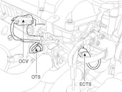 Hyundai Sonata Coolant Temperature Sensor