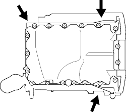 HowToRepairGuide.com: How to replace Oil Pan on Honda pilot?
