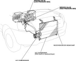 HowToRepairGuide.com: Component Locations on Honda pilot?