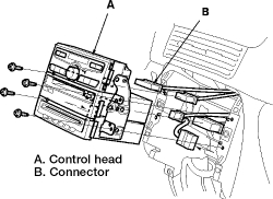HowToRepairGuide.com: how to remove blower motor fan on