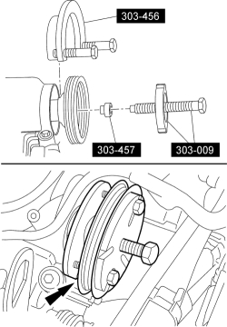 dodge grand caravan pulley layout names