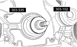 Solved: How to Replace Crankshaft Front Seal on Ford