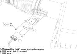 2002 Chevrolet Truck Avalanche 2500 4WD 8.1L SFI 8cyl