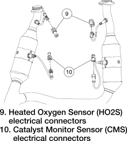 2007 Ford Explorer Powertrain Malfunction Indicator