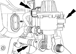 schematics and diagrams: How to replace Engine For 5.4L