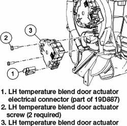 Service manual [How To Adjust Blend Door On A 2005 Bentley