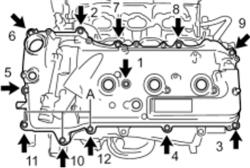 Toyota Camry Oil Pump Seal Toyota Camry Muffler Wiring