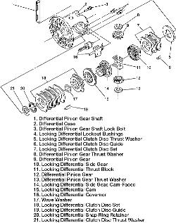 Exploded View Of 4l65e Transmission. Diagram. Auto Wiring