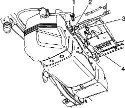 2008 Chevrolet Silverado 1500 Pcv Valve Location PCV Valve