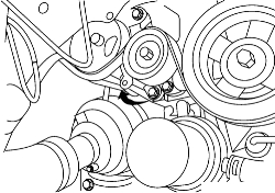 2009 Nissan Altima Serpentine Belt ~ Perfect Nissan