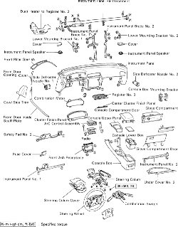 Lexus Es 300 Body Lexus 2014 Models Wiring Diagram ~ Odicis
