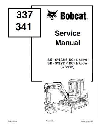 Bobcat S590 Skid